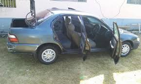 1992 And 1995 Toyota Corollas (Police Shape) For Sale in Linstead ...