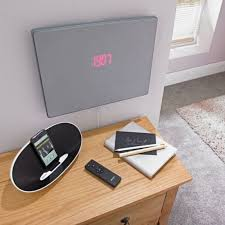 bush b306h wall mounted bluetooth compatible speakers rrp 10