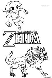 Coloriage Dessin Zelda 45 Dessin