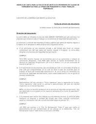 Formato De Carta De Solicitud Modelo De Carta Solicitud De Ingreso Articulos