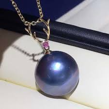 2019 14k gold inlaid with pure natural australian deep sea water beads aurora mabe pearl pendant pp07 from ancient88 461 18 dhgate com