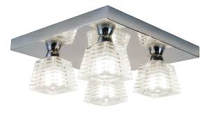 square bathroom ceiling light. spa aqulia square flush chrome bathroom ceiling light spapr16098