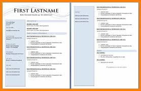 Two Page Resume New Two Pages Resume Format How To Format A Two Page Resume As How To