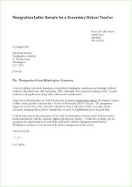 How To Write The Resign Letter Resignation Format Teacher Example