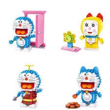 Có sẵn> Xếp hình LOZ Doraemon và những người bạn