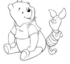 Coloring Pages Disney Characters Colouring Pages To Print