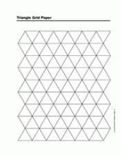 Triangle On Graph Paper Zlatan Fontanacountryinn Com