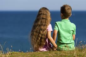 This Is For Married And Dating! Try Visiting The Spot Where You Met That Love! Image result for childhood lovers