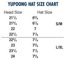 Flexfit Size Chart Timber Ridge Camp Yupoong Flex Fit Cap