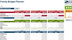 Excel Biweekly Budget Template Easy Family Budget Spreadsheet Bi Weekly Free Download App