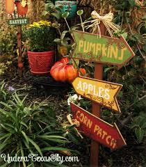 Fall Landscaping Fall Landscaping Decor 2016 Under A Texas Sky