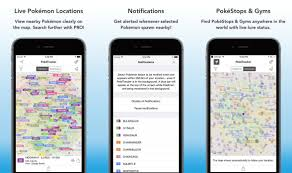 3 great Pokemon Go map trackers that still work after the Generation 2  update