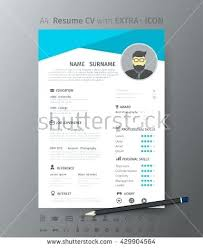 Resume Modern Design Modern Resume Template Pretty Initials Design On This Professional