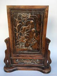 christmas vietnamese old material rosewood red crowned crane lotus leaf screen interpolation wood carving halloween home garden rosewood statue online with  on vietnamese wood carving wall art with christmas vietnamese old material rosewood red crowned crane lotus
