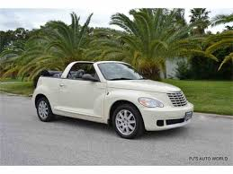 2006 Chrysler PT Cruiser for Sale | ClassicCars.com | CC-1031773