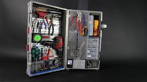 picture of flight case toolbox and workstation