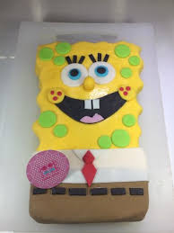 Spongebob Birthday Cake By Joob Joob Picture Of Passion Restaurant