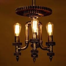 candle light chandelier mechanical gear shaped 4 light chandelier mission 6 light candle chandelier