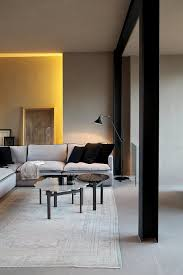 Modern Living Room For Small Spaces Small Space Living Room Furniture With Classic Black Sofa Feat