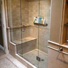 shower tile design ideas pictures with shelves soap