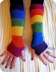 Dragon Scale Fingerless Gloves Pattern Free Custom Decorating Ideas