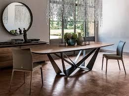 Skorpio Wood Oblong Dining Table by Cattelan Italia larger image