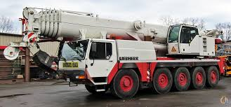 Liebherr 500 Ton Crane Load Chart 120 Ton Liebherr Ltm 1100 2 At Crane Crane For Sale In New