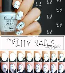 Black Cat Nails: Tasteful Halloween Nail Art - Seasonails