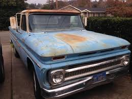 All Chevy 1965 chevy c30 : 1965 Chevy C20 - Ideas - The 1947 - Present Chevrolet & GMC Truck ...