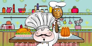 Little Chefatelier Cuisine Enfant Parent 100 Anglaisst Germai