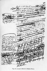gustave flaubert manuscrit de madame bovary gustave flaubert  gustave flaubert manuscrit de madame bovary