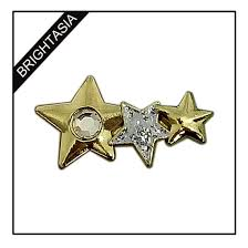 Lapel Pin Size Chart China Custom Metal Crafts Lapel Pin For Promotion Gift Byh
