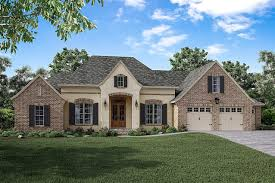 stucco home plans new front elevation of country home theplancollection house plan 142 of stucco home