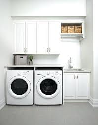 washer and dryer countertop need deep for over washer dryer limited laundry room 3 washer and dryer countertop