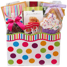 gum drops birthday basket