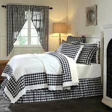 buffalo check quilt bedding red crib sweet