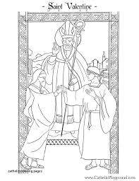 Playground Coloring Pages Awesome Catholic Coloring Pages Saint