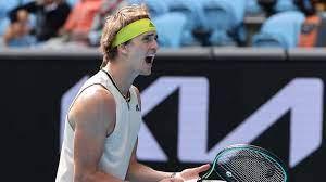 Alexander zverev (ger/6) schlägt marcos giron (usa) in der 1. Australian Open Zverev Nach Startschwierigkeiten Mit Sieg In Der 1 Runde Gegen Giron Eurosport