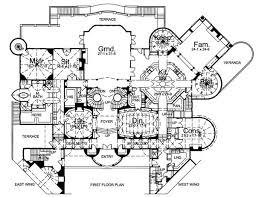 Medieval Castle Layout Medieval Castle Floor Plan Blueprints    Medieval Castle Layout Medieval Castle Floor Plan Blueprints
