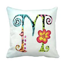 Funky throw pillows Cool Funky Throw Pillows Colorful Funky Letter Monogram Throw Pillow From Funky Throw Pillows Near Me Funky Throw Pillows Iofferhelpinfo Funky Throw Pillows French Pillows Colorful Funky Throw Pillows