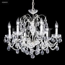 james r moder 40286 regalia 6 light crystal chandelier