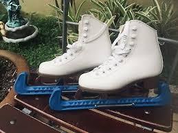 Graf Bolero Size Chart Youth Figure Skates Size 13 2