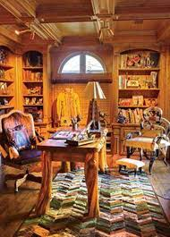 american home interiors. Home Design And Decor , Native American Interiors : Office