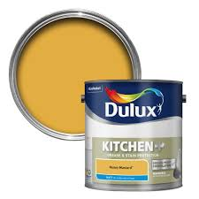 Mustard yellow paint Bedroom Dulux Kitchen Honey Mustard Matt Emulsion Paint 25l Departments Diy At Bq Bq Dulux Kitchen Honey Mustard Matt Emulsion Paint 25l Departments