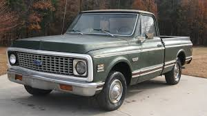 All Chevy c10 72 chevy : Almost Super: 1972 Chevrolet C10