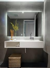 Image Bathroom Vanity Shine Mirrors Australia Twilight Rectangle Bathroom Mirror With Led Light Backing Backlit Tg