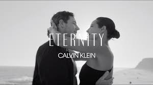Christy Turlington and Edward Burns for <b>Eternity</b> | <b>CALVIN KLEIN</b> ...