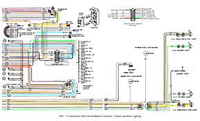 color wiring diagram finished the 1947 present chevrolet & gmc 1964 Chevy Truck Wiring Diagram 1964 Chevy Truck Wiring Diagram #5 1969 chevy truck wiring diagram