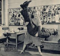 Joan Rhodes,Strong Woman,My Hero when 10