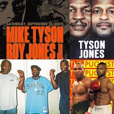 The boxing legend is slated to take on roy jones jr. Official Card Mike Tyson Vs Roy Jones Jr Jake Paul Vs Nate Robinson Conor Mcgregor Vs Mark Wahlberg Chuck Liddell Vs Ti In 2020 Roy Jones Jr Nate Robinson Mike Tyson